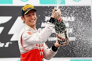 Formula 1 Ultime notizie Button ora si candida per vincere in Cina