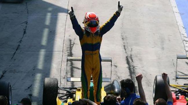 Nasr dominatore assoluto del weekend di Monza