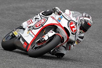 Takahashi al top nelle Libere 1 ad Estoril