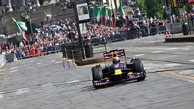 40.000 spettatori per il Red Bull Show Run a Torino!