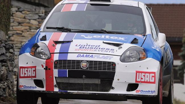 Rossetti e Longhi tra gli iscritti al Rally di Croazia