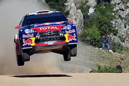 Il Rally d'Italia Sardegna è di Sebastien Loeb!