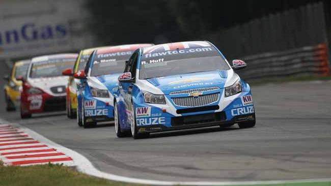 Vittoria in Gara 1 a Monza per Rob Huff
