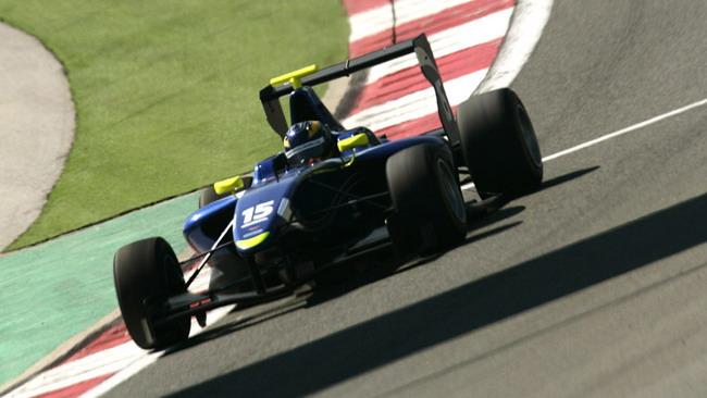 Dillmann costretto a saltare la gara di Barcellona