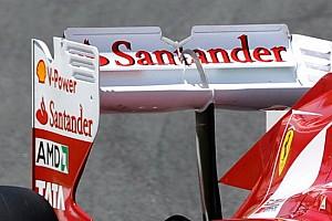 Formula 1 Ultime notizie Sotto inchiesta l'ala posteriore della Ferrari