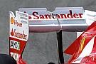 Sotto inchiesta l'ala posteriore della Ferrari