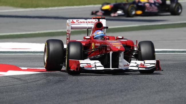 Alonso inquadra il podio come obiettivo