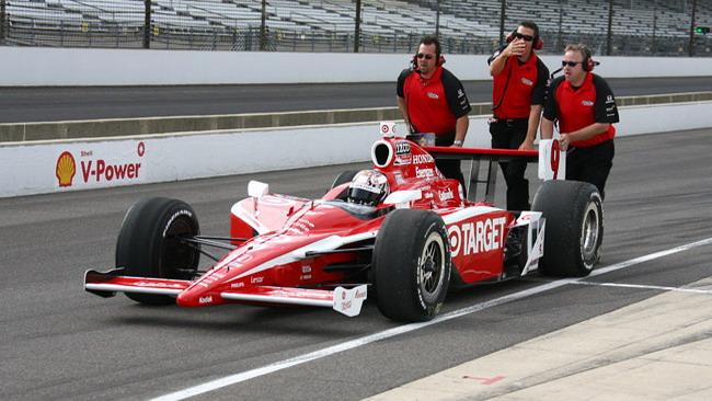 Ganassi avanti con i motori Honda anche nel 2012