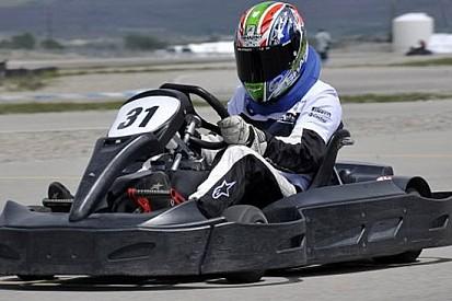 Corser vince la sfida sui kart al Miller