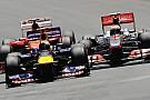 Vettel deve soffrire contro Alonso e Button
