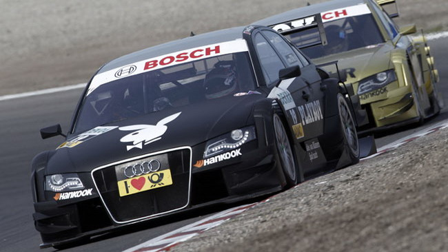 Mortara stupisce nei test mattutini al Red Bull Ring