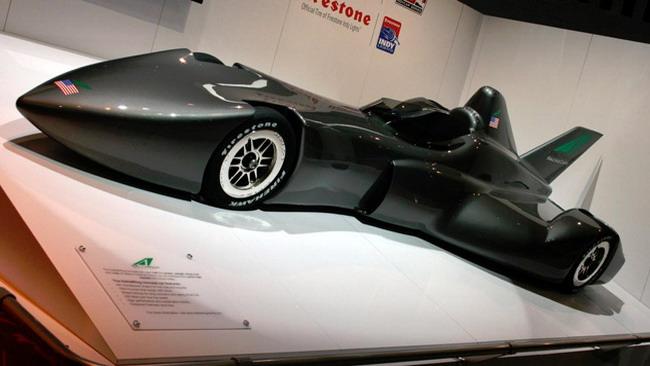 Nel 2012 arriva la DeltaWing pensata per l'Indycar