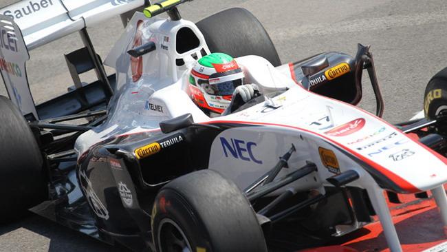 Perez si sente pronto per correre a Valencia