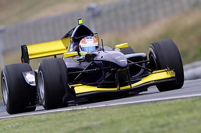 Lancaster soddisfatto del suo debutto in Auto GP