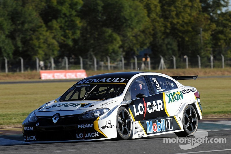 STC2000: Renault vuelve a Oberá