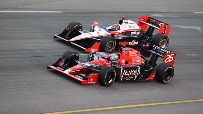 Marco Andretti ritrova la vittoria in Iowa