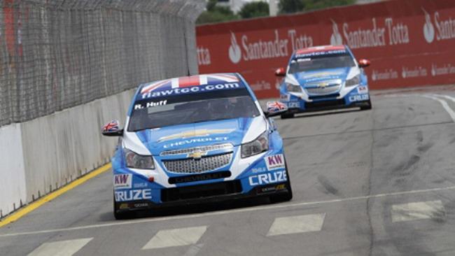 Chevrolet in evidenza nei test di Oporto