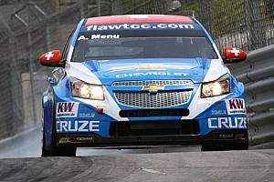 WTCC Ultime notizie Menù apre la tripletta Chevrolet in gara 1