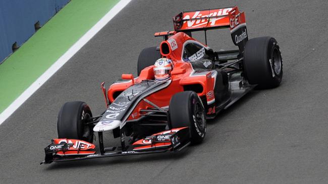 Accordo di partneship tecnica tra Virgin e McLaren