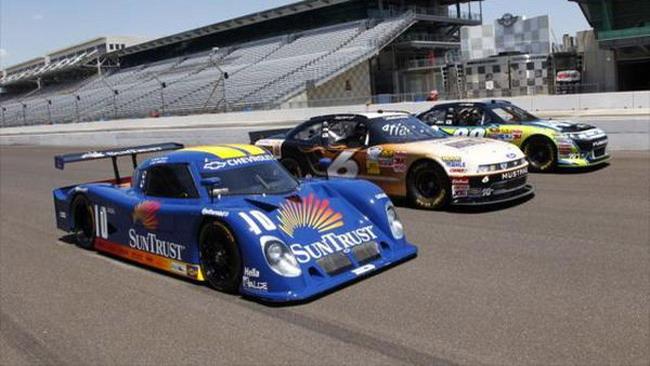 Nel 2012 anche la Nationwide correrà ad Indianapolis
