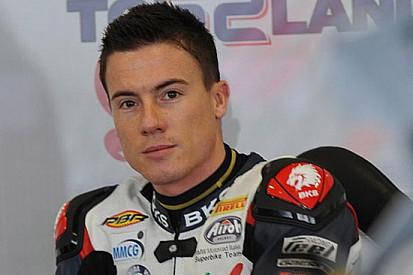 Toseland rinuncia al resto del weekend di Brno