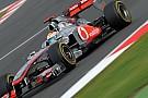 La McLaren è partita con meno benzina!
