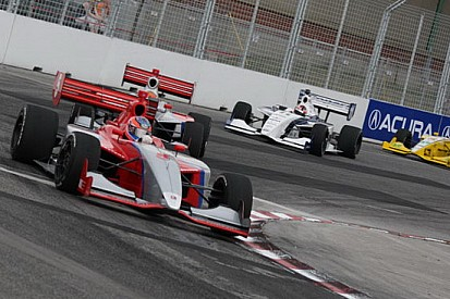 Finalmente Wilson trova la vittoria in Indy Lights