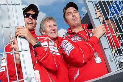 Burgess potrebbe rientrare in Ducati a Laguna Seca