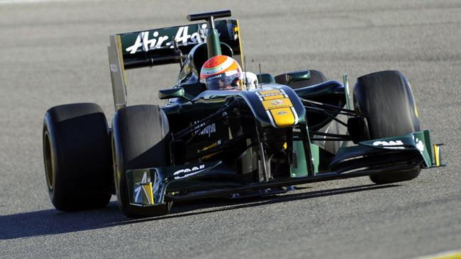 Trulli ha già rinnovato con il Team Lotus per il 2012