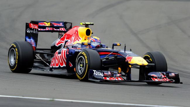 Nurburgring, Libere 2: Webber risponde ad Alonso