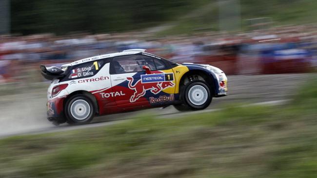 Finlandia, PS16: Loeb leader dopo il giro mattutino