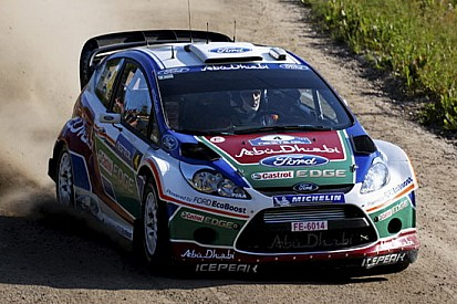 Finlandia, PS18: Latvala sale al secondo posto