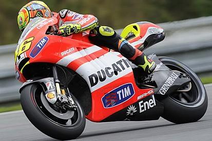 Test Brno: la Ducati ha lavorato pensando al futuro