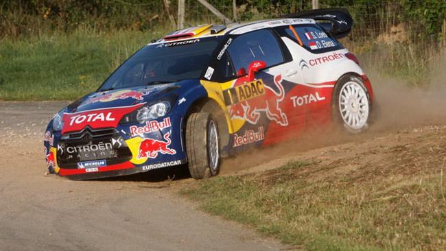 Germania, PS3: Loeb passa all'azione