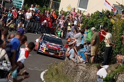 Germania, PS5: Loeb prova ad allungare
