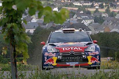 Germania, PS6: Loeb chiude al comando la giornata