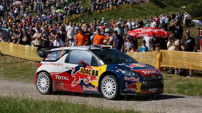 Germania, PS12: Loeb ristabilisce le distanze