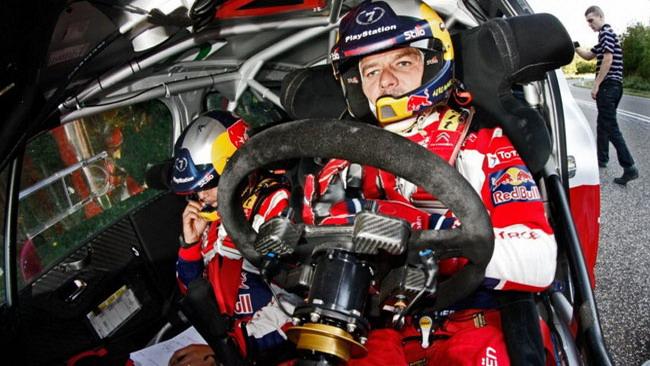 Germania, PS13: Loeb controlla la corsa