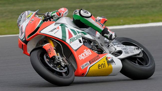 Nurburgring, Q1: Biaggi risponde a Checa
