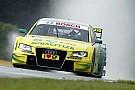 Tomczyk guida la tripletta Audi a Brands Hatch
