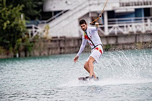 Formula 1 Ultime notizie Alguersuari e Buemi si danno al wakeboard