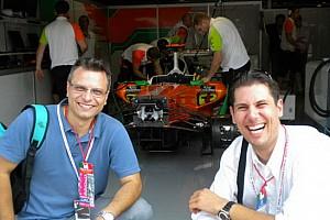 Formula 1 Ultime notizie Una giornata da... Re veramente indimenticabile!