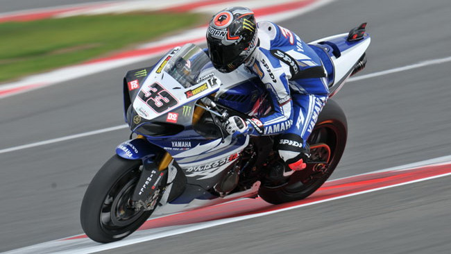 Test Misano, Day 2: Melandri si conferma al top