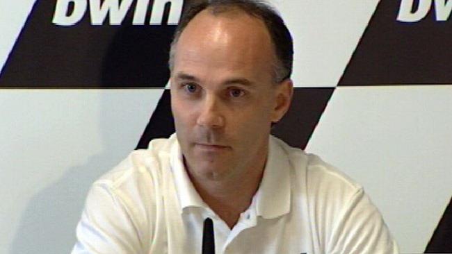 Suter ritarda il suo ingresso nel Mondiale Moto3