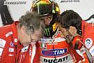 Mistero sui test della nuova Ducati a Jerez