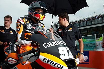 Marquez pensa al salto in MotoGp nel 2012!