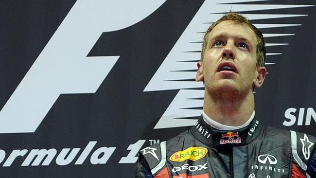 Paura per Vettel: evitato un incidente in atterraggio