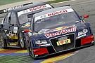 Pole position per l'Audi di Ekström