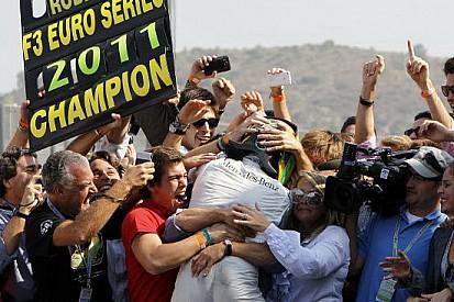Roberto Merhi e Prema campioni d'Europa