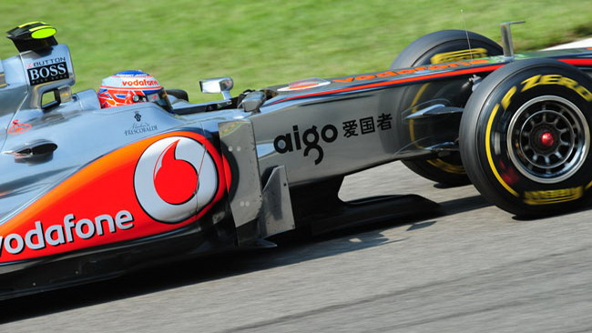 Suzuka, Libere 1: Vettel sbatte, le McLaren volano